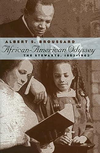9780700609161: African-American Odyssey: The Stewarts, 1853-1963