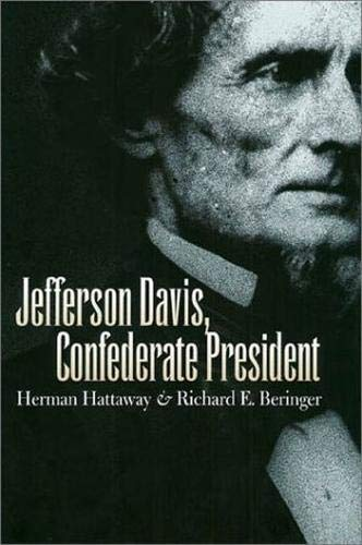 9780700612932: Jefferson Davis, Confederate President
