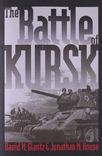 9780700613359: The Battle of Kursk (Modern War Studies)