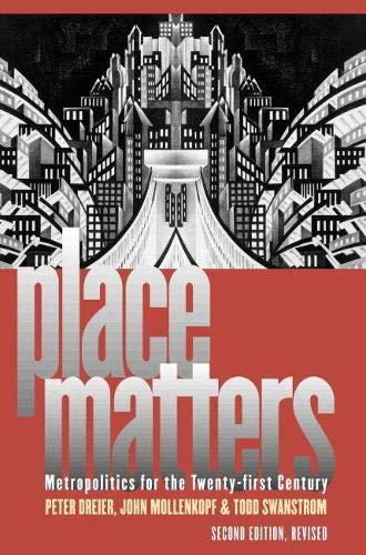 9780700613649: Place Matters: Metropolitics for the 21st Century Second Edition, Revised (Studies in Government and Public Policy)