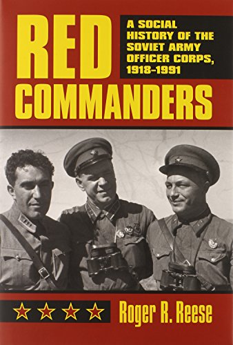 Red Commanders (Hardcover): Roger R. Reese