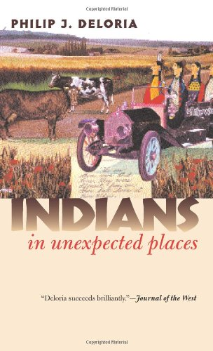 9780700614592: Indians in Unexpected Places