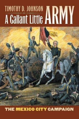 A Gallant Little Army: The Mexico City Campaign (Hardback): Timothy D. Johnson