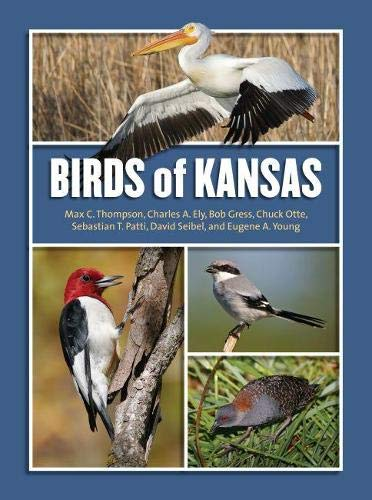 9780700617821: Birds of Kansas