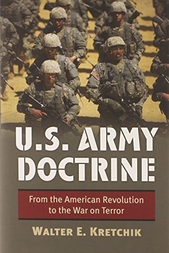 9780700618064: U.S. Army Doctrine: From the American Revolution to the War on Terror (Modern War Studies (Hardcover))