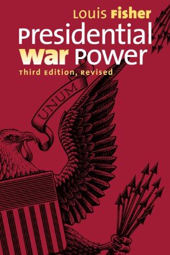 9780700619313: Presidential War Power