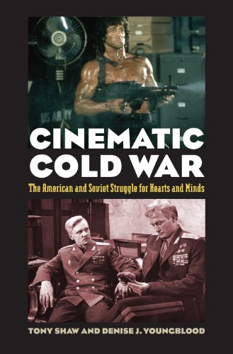 9780700620203: Cinematic Cold War: The American and Soviet Struggle for Hearts and Minds