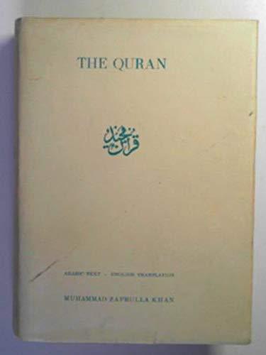 9780700700004: The Koran (Arabic and English Edition)
