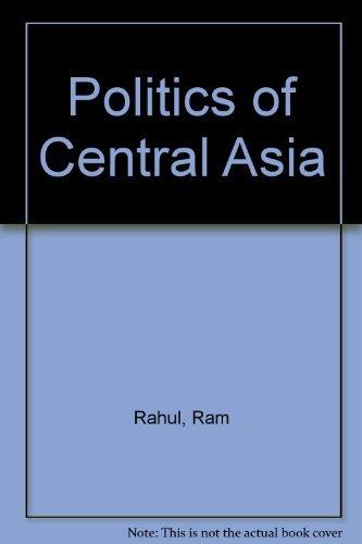 9780700700486: Politics Of Central Asia