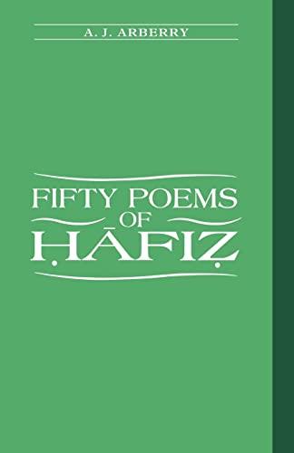 9780700702756: Fifty Poems of Hafiz