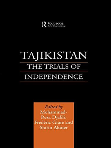 Tajikistan: The Trials of Independence (Central Asia Research Forum): Akiner, Shirin; Djalili, ...