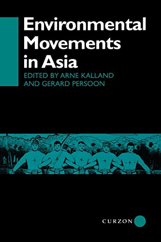 9780700706167: Environmental Movements in Asia (Man and Nature, No. 4)