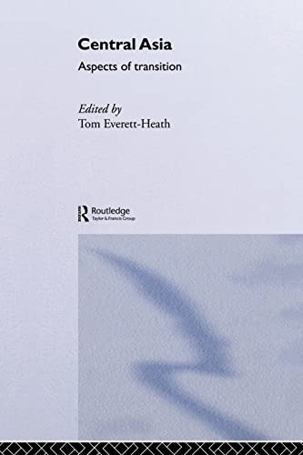 9780700709571: Central Asia: Aspects of Transition