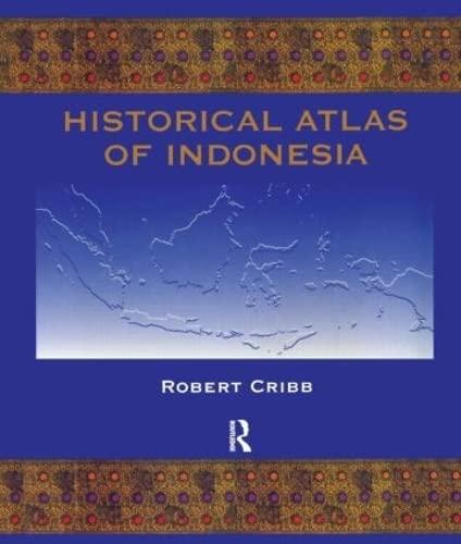 9780700709854: Historical Atlas of Indonesia