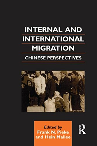 9780700710768: Internal and International Migration: Chinese Perspectives