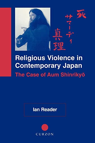 9780700711093: Religious Violence in Contemporary Japan: The Case of Aum Shinrikyo