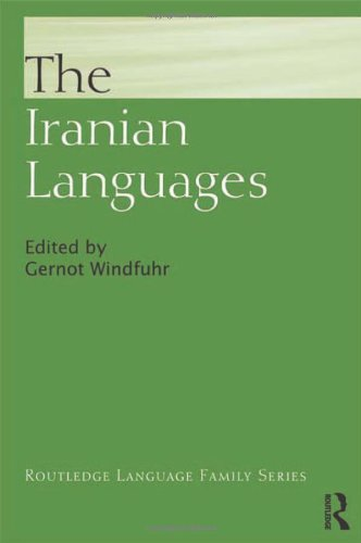 9780700711314: The Iranian Languages (Routledge Language Family Series)