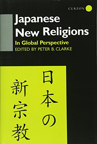 9780700711857: Japanese New Religions in Global Perspective