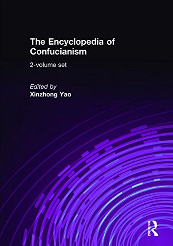 9780700711994: The Encyclopedia of Confucianism: 2-volume set (Routledgecurzon Encyclopedias of Religion, 1)