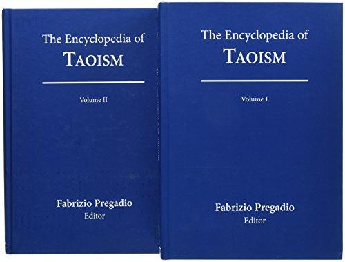 9780700712007: Encyclopedia of Taoism (2 Volume Set)