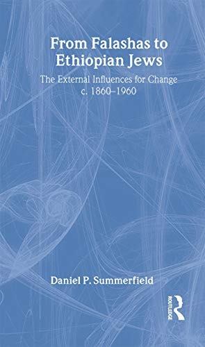 9780700712182: From Falashas to Ethiopian Jews (Routledge Jewish Studies Series)