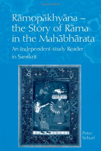 9780700713905: Ramopakhyana - The Story of Rama in the Mahabharata: A Sanskrit Independent-Study Reader