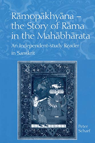 9780700713912: Ramopakhyana - The Story of Rama in the Mahabharata: A Sanskrit Independent-Study Reader