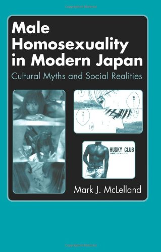 9780700714254: Male Homosexuality in Modern Japan: Cultural Myths and Social Realities
