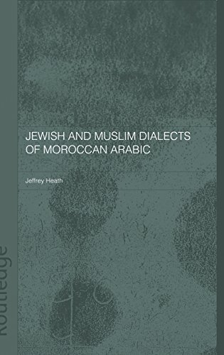 9780700715145: Jewish and Muslim Dialects of Moroccan Arabic