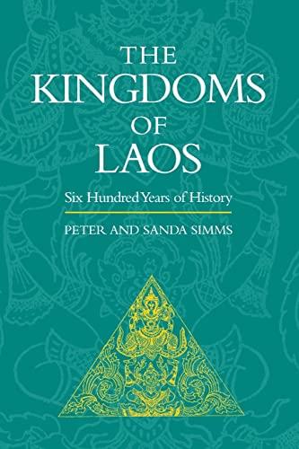 9780700715312: The Kingdoms of Laos