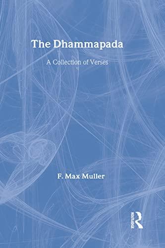 9780700715480: Sacred Books of the East: The Dhammapada and Sutta-Nipata: 10