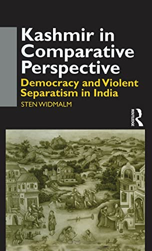 9780700715787: Kashmir in Comparative Perspective: Democracy and Violent Separatism in India