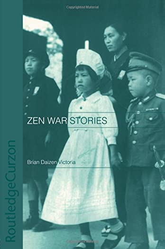 9780700715817: Zen War Stories (Routledge Critical Studies in Buddhism)