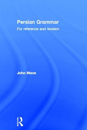 9780700716944: Persian Grammar: For Reference and Revision