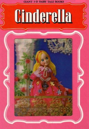 Cinderella: Giant 3 D Fairy Tale Books: Froebel Kan