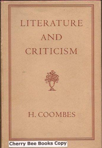 9780701000561: Literature and Criticism