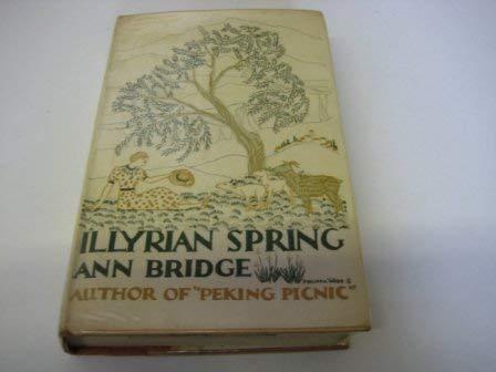 9780701105716: Illyrian Spring