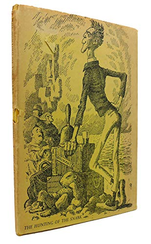 The Hunting of the Snark: Carroll, Lewis; Peake,