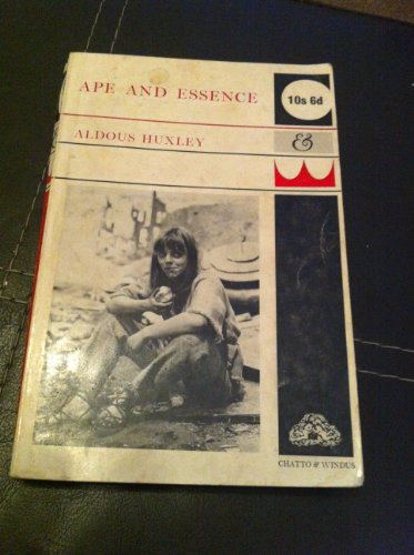 9780701107871: Ape and Essence