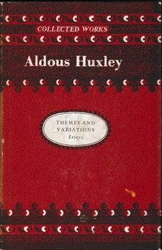 9780701108175: Huxleyal Themes and Variations