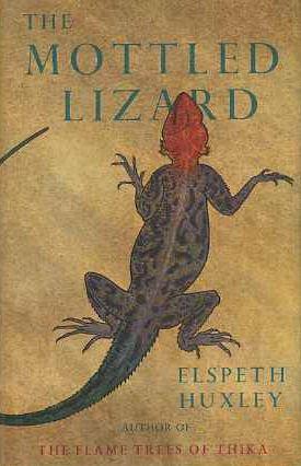 9780701108281: Mottled Lizard