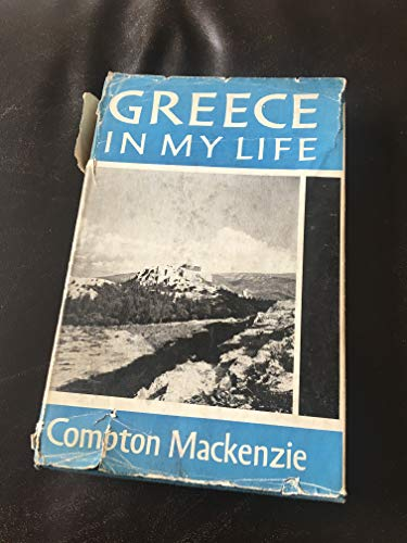 9780701109288: Greece in my life