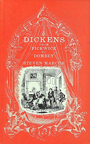9780701109561: Dickens: from Pickwick to Dombey