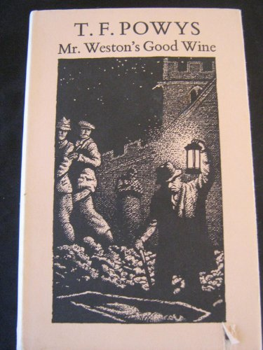 9780701110314: Mister Weston's Good Wine