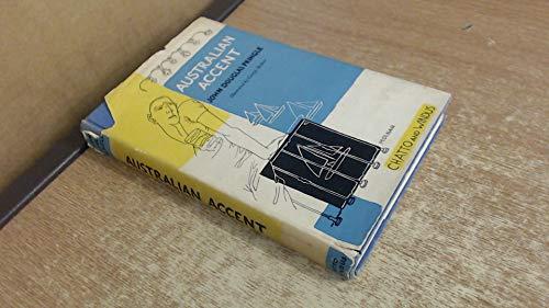 Australian Accent [Dec 01, 1958] John Douglas: John Douglas Pringle