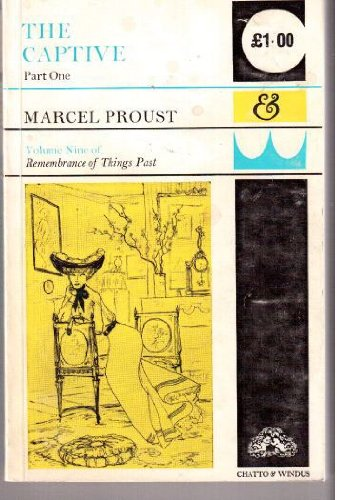The Captive: Part One: Proust, Marcel