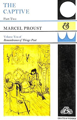 Captive: Proust, Marcel