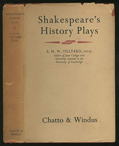 9780701111571: Shakespeare's History Plays