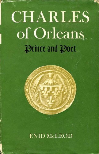 9780701113155: Charles of Orleans: Prince and Poet