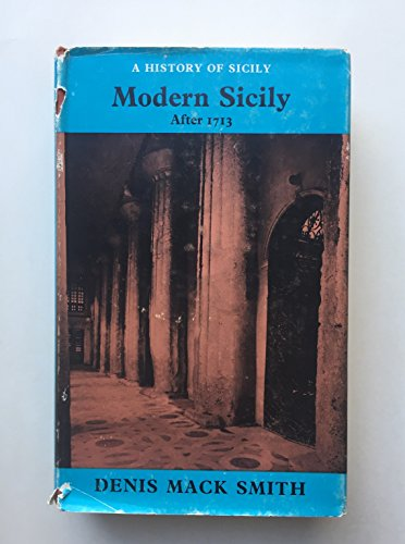 9780701113476: A History of Sicily